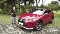 东瀛武士 2015 雷克萨斯NX300h SUV 台湾试驾评测展示