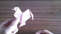公鸡 折纸视频教程 折纸艺术 www.zhezhiwangzi.com