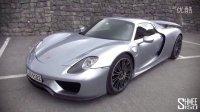 Shmee解读保时捷Porsche 918 Spyder