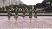 汉英广场舞——青春飞舞