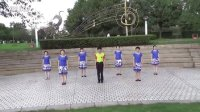 野牡丹健身队广场舞--纳西情歌