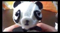 【小RiN子】绕线玩偶 日本百元店熊猫