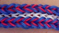 5Monster Tail® 双边宽形怪兽的尾巴编织手环视频教程