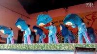 春天的故事 踏歌起舞 扇子舞 灵山镇农民舞蹈大赛 重阳节 广场舞