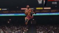 第4集【NBA2K15】扣篮大赛 全部动作表演秀 04,乔丹、科比、詹皇、魔兽大战 - 美国职业篮球 NBA 2K15 - 时间边界