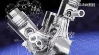 广东|广州|深圳|江门|动画制作设计服务 机械展示动画-酷炫的汽车引擎发动机 恒锋数码工作室