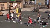 《NBA 2K15》街球3V3、5V5巅峰对决!街头篮球模式实测试玩 - 美国职业篮球2K15 - 时间边界