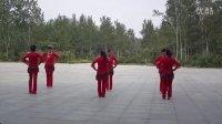广场舞:对跳、真的不容易、