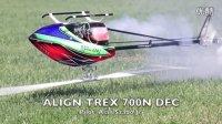 Alan Szabo Jr. ALIGN Trex 700N DFC Day at the field