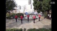 野牡丹健身队广场舞--梦里青草香
