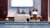 非常规油气革命的经济影响
