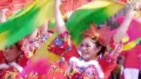 """""""中艺指数杯""""长扇舞(火火的中国)烟台市首届广场舞大赛预赛  海圣舞蹈队"""