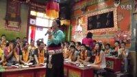 藏民家做客