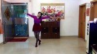 琼花业余舞集自拍自演改版最新广场舞:大阪城的姑娘演示