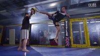 【玉帝之杖】跟UFC王者佩提斯学习飞踢绝技
