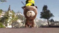 【XY小源实录】新版模拟山羊 第23期 小熊哔哔哟