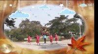 野牡丹健身队广场舞--草原上的月亮