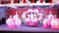 双扇舞《中国梦》九台市阳光艺术团