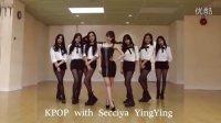 韓舞:宋智恩-美丽的年纪25岁 舞蹈練習 天舞(溫哥華)