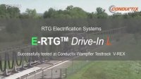 E-RTG油改电解决方案 - Drive-In L