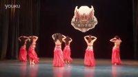 媚婷肚皮舞比赛——团体组《baladi》