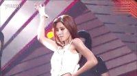 韩国美女孙丹菲热舞《dB Rider》现场版100925【衣米舞舞】