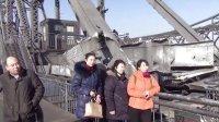 192师战友情深似海专辑(2)-丹东看望老首长-海上的风景线摄制