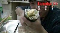 【日本宅男】公介做了寿司!2月3日是吃日本大阪寿司节日!后半部【公介食堂】