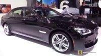 车展实拍2015 BMW 750Li Individual