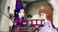 【英文】Sofia the First小公主苏菲亚S1E11 The Little Witch
