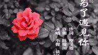 2015情人节快乐『为了遇见你』小握、依依