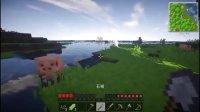 【奇怪君☆欲神☆京都青】 Minecraft 我的世界 《鲁滨逊漂流记》极限生存实况ep.1 当个创世神
