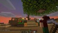 【奇怪君☆大霖】 Minecraft 我的世界 《诺亚方舟》末日生存ep.3 当个创世神