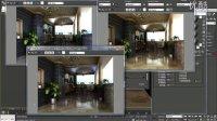 3dmax教程入门到精通 HDRI高动态贴图的应用