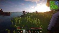 【奇怪君☆京都青☆欲神】 Minecraft 我的世界 《鲁滨逊漂流记》极限生存ep.4 当个创世神