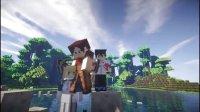 【奇怪君☆京都青☆欲神】 Minecraft 我的世界 《鲁滨逊漂流记》极限生存ep.3 当个创世神