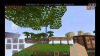 【奇怪君】 我的世界pe日常 minecraftpe 《空之境界-Sky Craft》生存ep.1 我的世界手机版