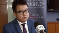 Morgan McKinley on Shanghai Live on ICS 02/03/2015