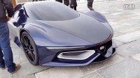 中国留学生参与设计 IED Syrma Concept概念车