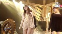 【方敏雅】Girl's Day MINAH SOLO《我也是女人》LIVE现场版【HD超清】 「GIRLS DAY GIRLSDAY」