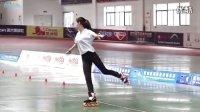 苏菲浅 冠军 成女花桩 2014亚洲轮滑锦标赛