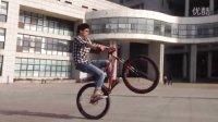 武汉轻工大学单车一日游