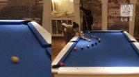 杰维斯花式台球08期-双打花式台球 徐杰中国花式台球第一人