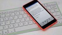 微软 Lumia 640 新系统 WP8.1.2 支持蓝牙键盘(诺记吧转载)
