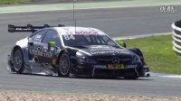 DTM 2015赛季开幕在即 奔驰赛车闪亮登场