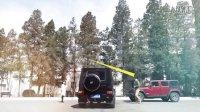 Jeep牧马人-为爱北上,单挑豪车 正式片0409
