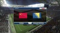 【中国队勇夺世界杯】小组赛-中国vs波黑【2-1】最后没有顶住!被打了一个!