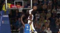 【CGL】《NBA2K15》勇士夺冠之路—雷霆发威