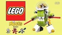 积木地带 乐高正品 LEGO MIXELS - Rokit【41527】《卡通頻道》