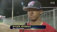 #明日之星#2015届NCAA棒球/橄榄球双栖Kyler Murray